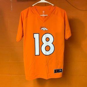 🏈 Youth Peyton Manning Broncos Jersey
